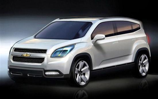 今后通用还将推出这Delta II紧凑级轿车平台基础上开发的紧凑级MPV雪佛兰奥兰多
