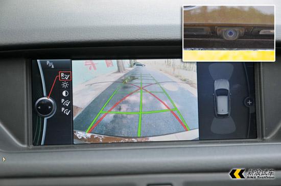 原厂倒车影像系统可解除新手的后顾之忧