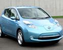 日产Leaf纯电动车