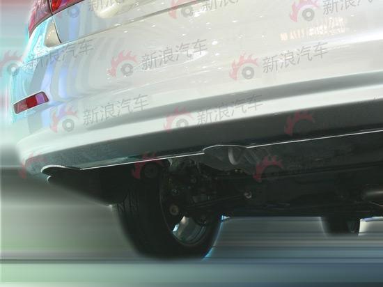 比亚迪I6沿用了F6车型的双横臂式前独立悬架和五连杆双横臂式后独立悬架