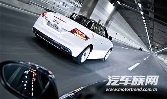 奥迪TTS Roadster