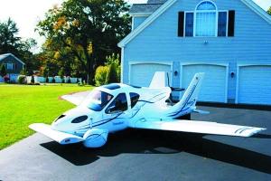 飞行汽车在美启动销售