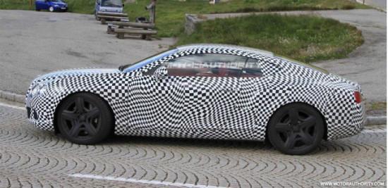 2012款宾利欧陆GT