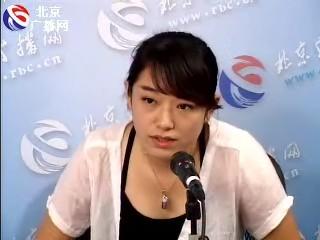 奔驰经销商代表李岚