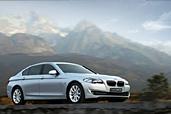 BMW 535Li高清资料图