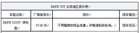 BMW 5GT每10000公里保养一次