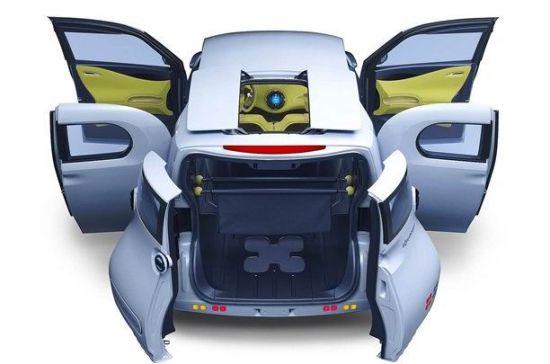 日产Townpod概念车