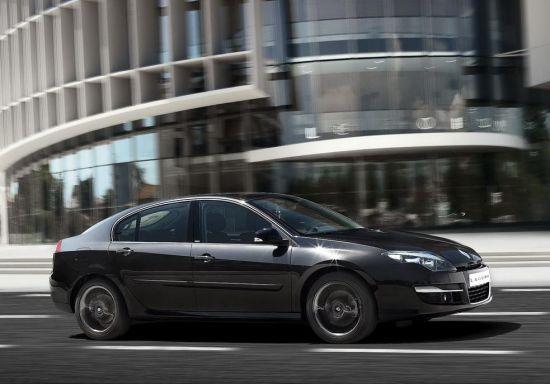 2011款雷诺拉古娜英国上市 售17795英镑起