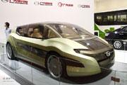 广汽AHEV混合动力概念车