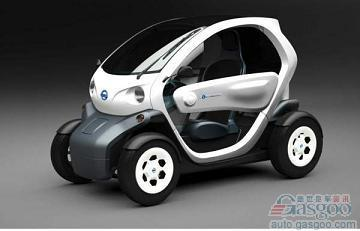 日产 New Mobility Concept