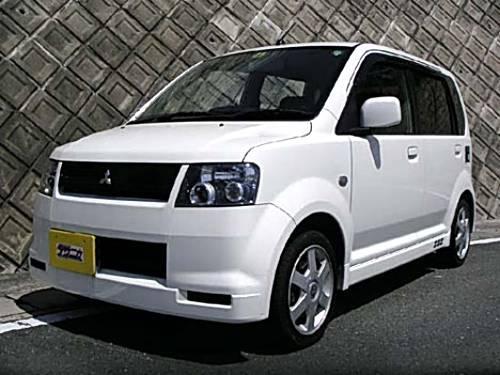 2007 Mitsubishi EK Wagon