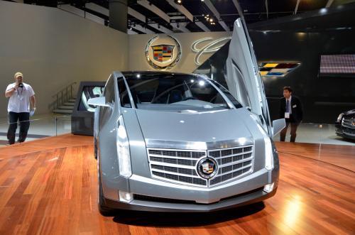 凯迪拉克将基于ulc概念车推小型城市车
