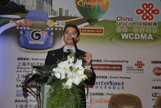 奔驰北美研发公司总裁兼CEO:Johann Jungwirth