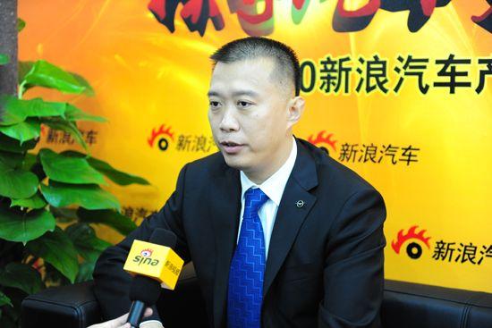 海马汽车的总经理吴刚