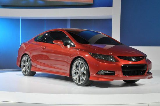 Honda Civic Si Coupe Concept