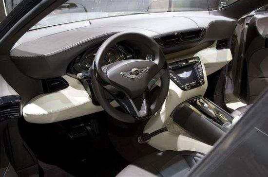 阿斯顿-马丁证实将复活Lagonda品牌 推超豪华SUV