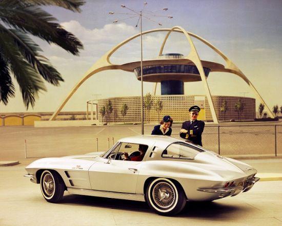 1963款科尔维特 Sting Ray