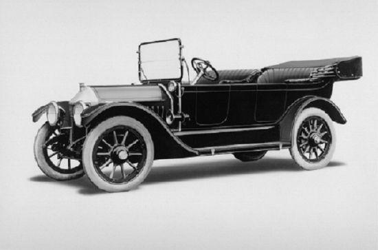 1912款雪佛兰Classic Six
