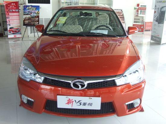 2011款新V3菱悦