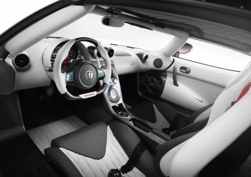 柯尼塞格(Koenigsegg)Agera R