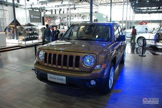 点击浏览Jeep® Patriot自由客高清实拍图
