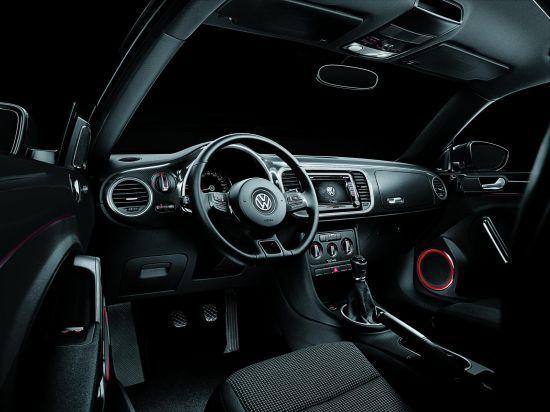 2012款大众甲壳虫Black Turbo版