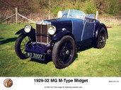 1929-32MG M-Type Midget