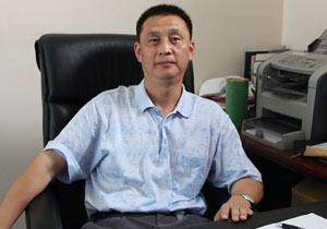 北汽鹏龙机动车拍卖有限公司副总经理 邓建