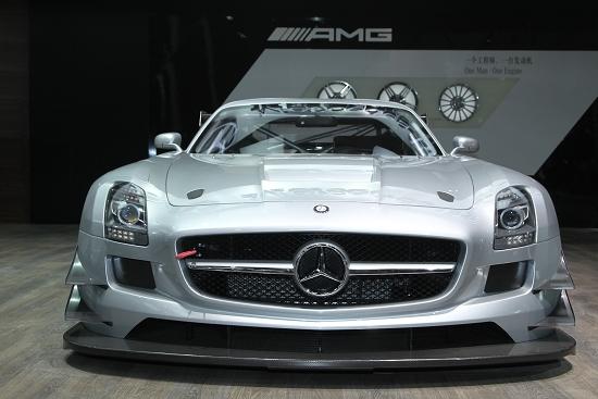SLS AMG GT3超级跑车