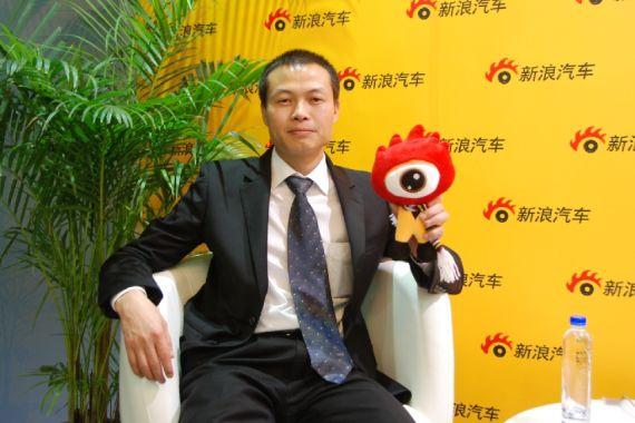 南菱汽车集团副总裁范祖安
