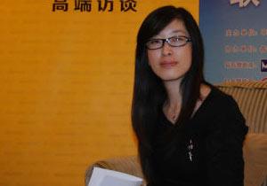 长久投资总裁 李海燕