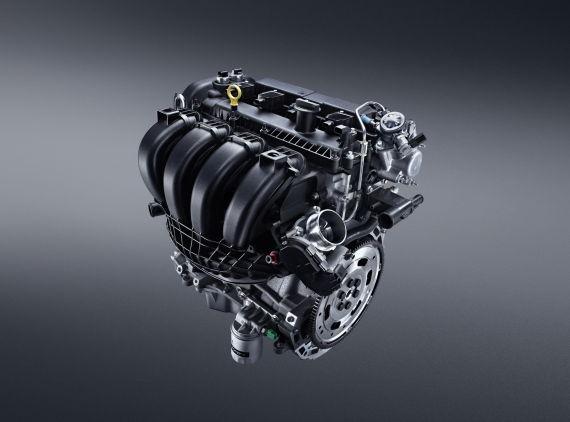 2.0升GDi汽油缸内直喷发动机