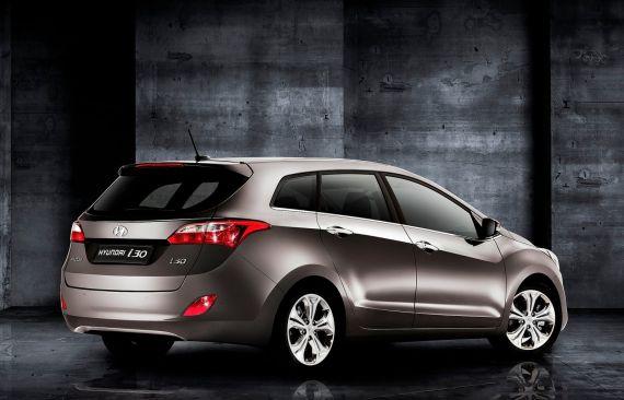 全新现代i30旅行版将亮相日内瓦车展