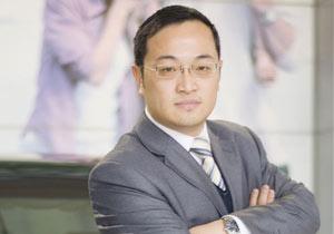 杭州运通捷豹路虎中心总经理 吴捷