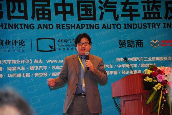 上海交通大学汽车工程研究院院长许敏
