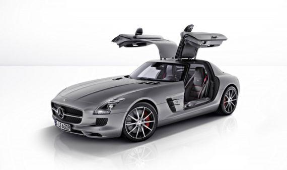 2013款奔驰SLS AMG GT