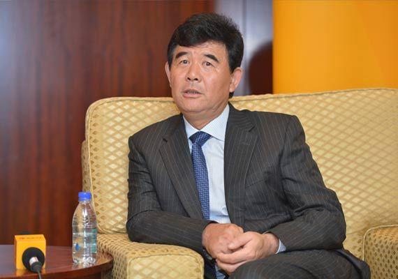 中国汽车研究中心主任赵航