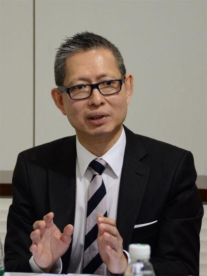 宝马(中国)汽车贸易有限公司总裁许智俊先生接受新浪汽车专访