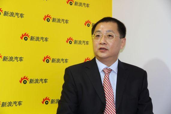 长城汽车股份公司副总裁 技术中心主任 黄勇