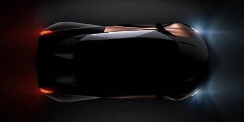 标致Onyx概念车预告图