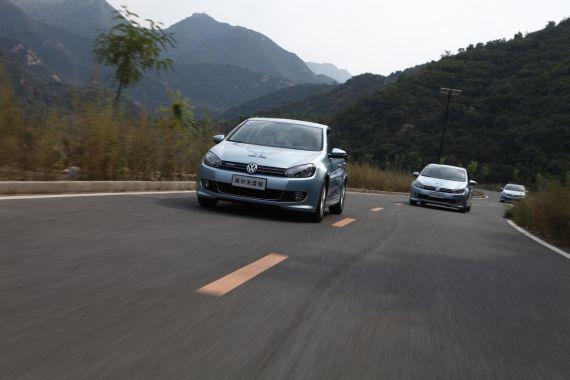大众汽车中国高尔夫蓝驱节油挑战赛落幕