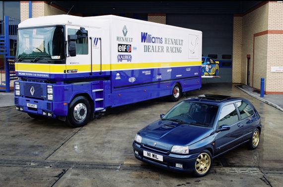 新款雷诺Clio Williams假想图曝光