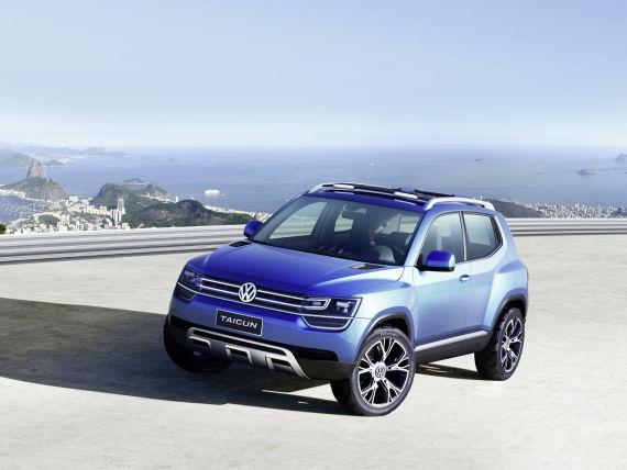 大众紧凑型SUV Taigun发布 将引入国产