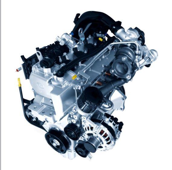 1.5TI涡轮增压发动机