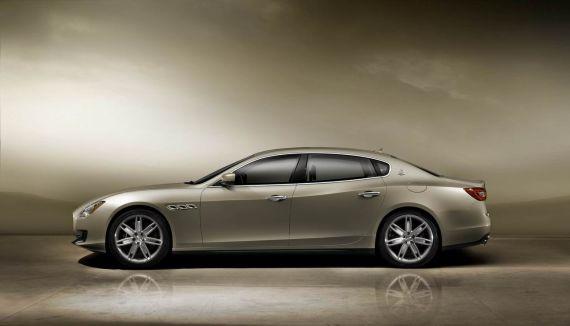 玛莎拉蒂发布新一代总裁车型技术详情