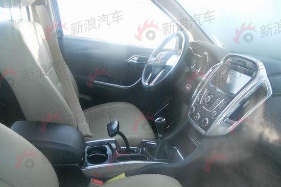 江铃新车N351