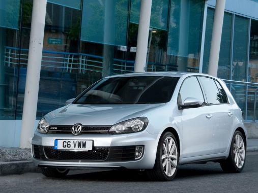 第五名 Volkswagen Golf