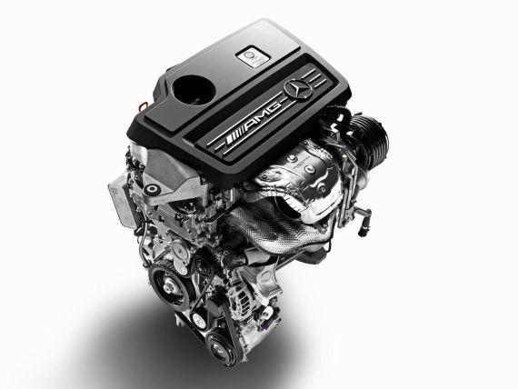 奔驰A45 AMG高性能掀背车将亮相日内瓦车展