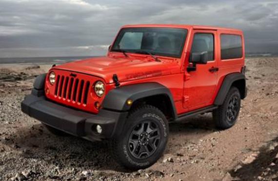 Jeep牧马人推出Moab特别版