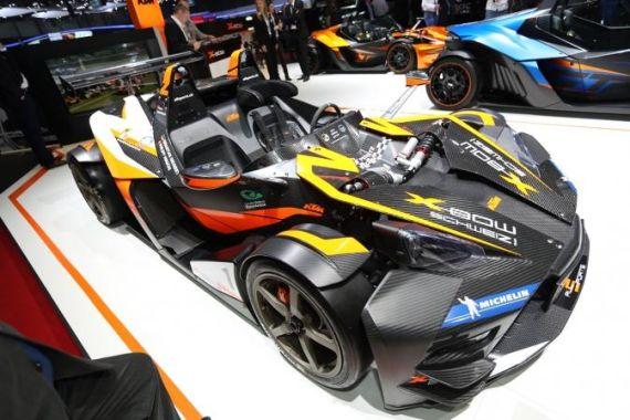 2013 KTM X-BOW GT日内瓦发布